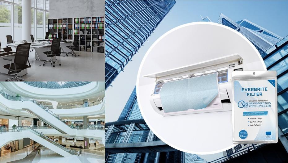 Everbrite: Инновационное решение для дезинфекции воздуха