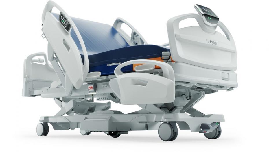 """ProCuity: Больничная койка с """"умными"""" возможностями мониторинга параметров здоровья"""