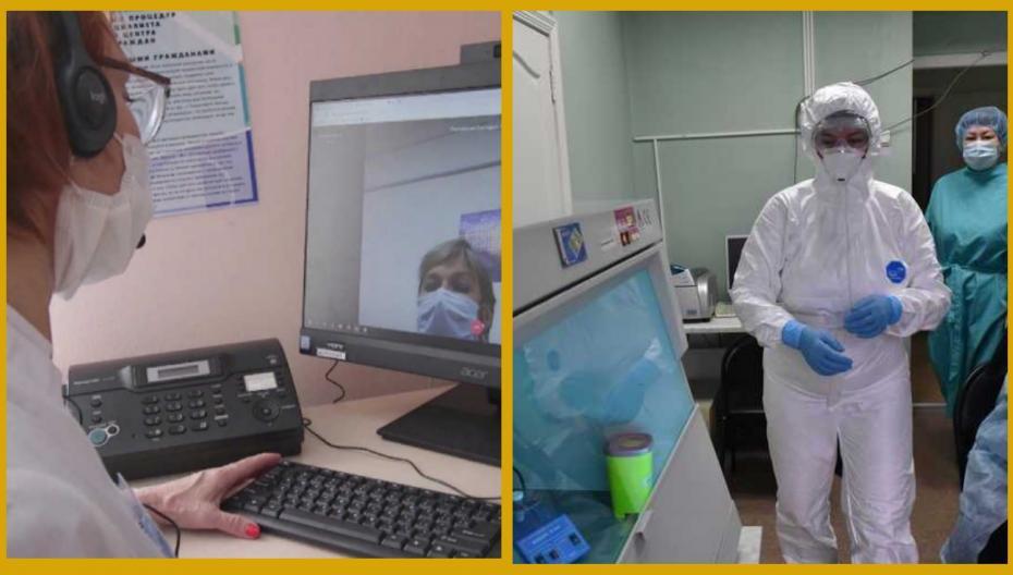 Центр телемедицины открывается в Хакасии