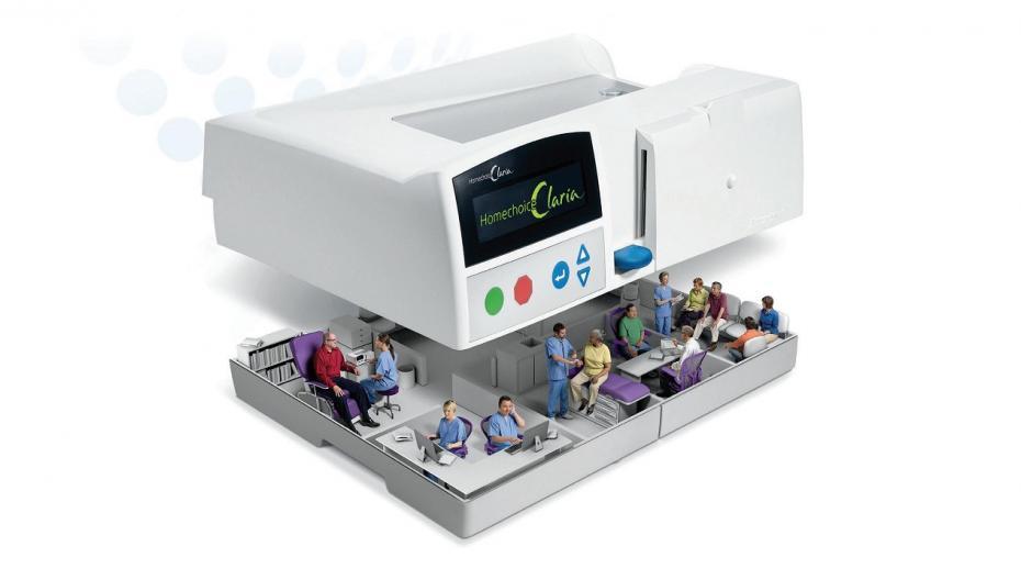 Еще одна домашняя система перитонеального диализа разрешена к использованию