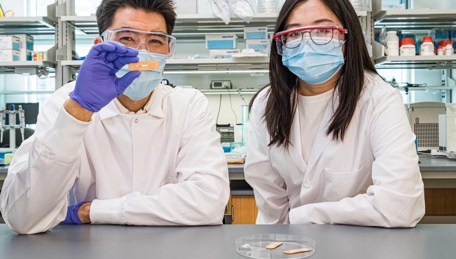 Пластырь с микроиглами позволяет за несколько минут диагностировать малярию