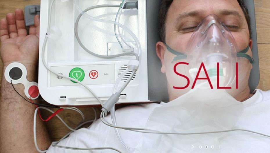 """""""Умный"""" набор первой помощи обеспечивает виртуальную больничную среду"""