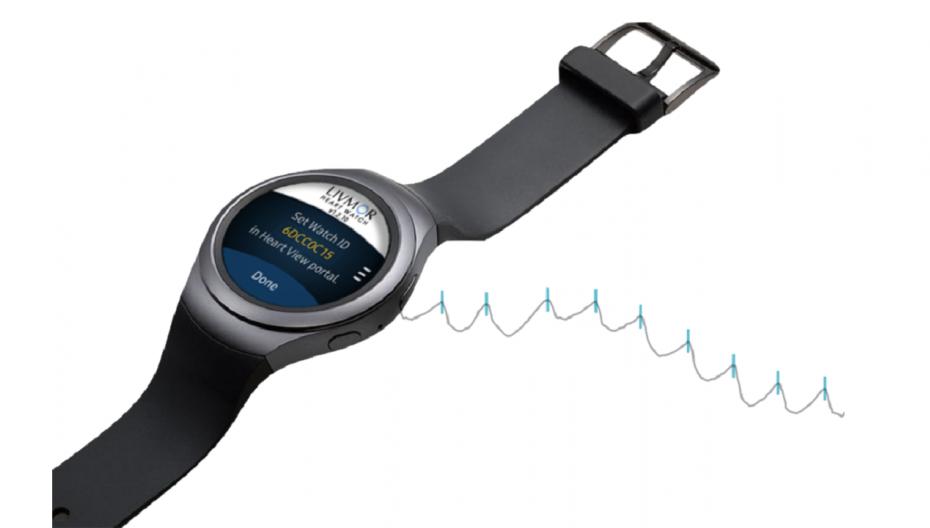 """Первое """"рецептурное"""" носимое устройство для непрерывного мониторинга сердца зарегистрировано в США"""