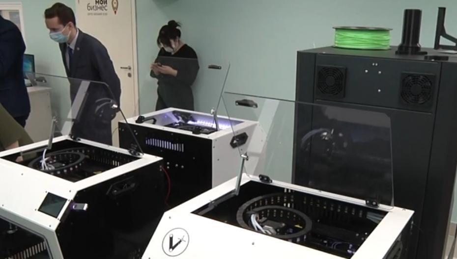 3D-печать В Волгоградском медуниверситете