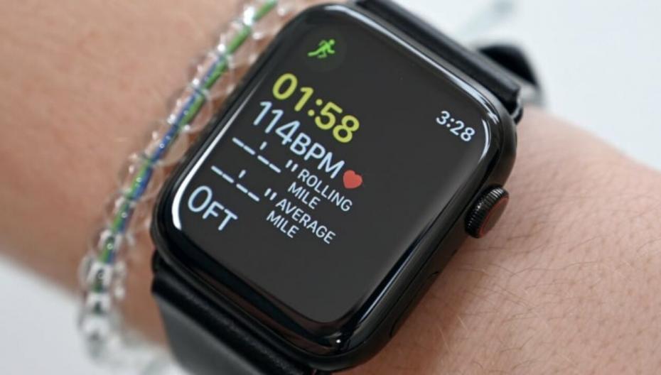 Apple намерена обеспечить непрерывный мониторинг давления с помощью своих часов