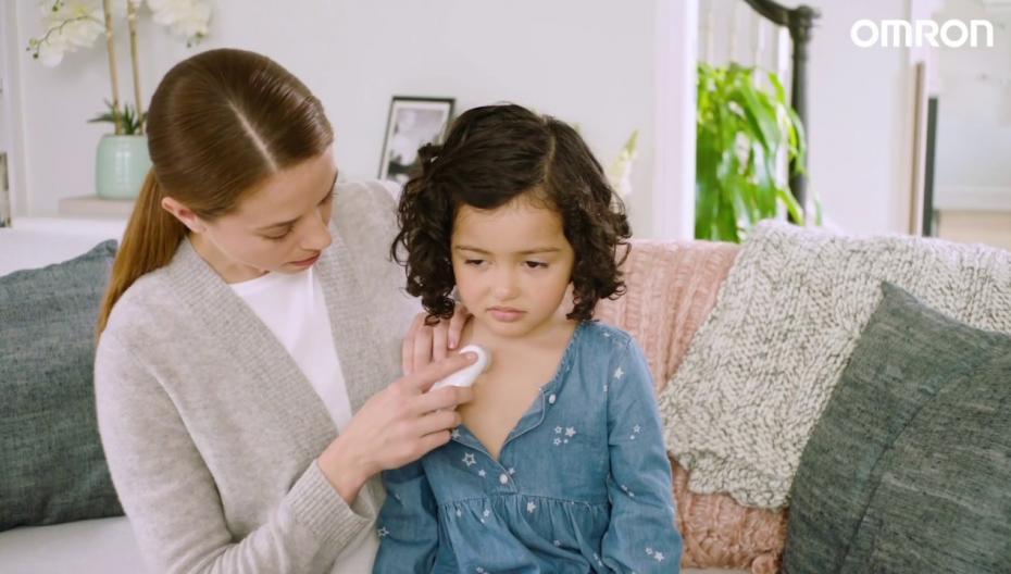 Omron выпустила устройство для обнаружения астмы у маленьких детей