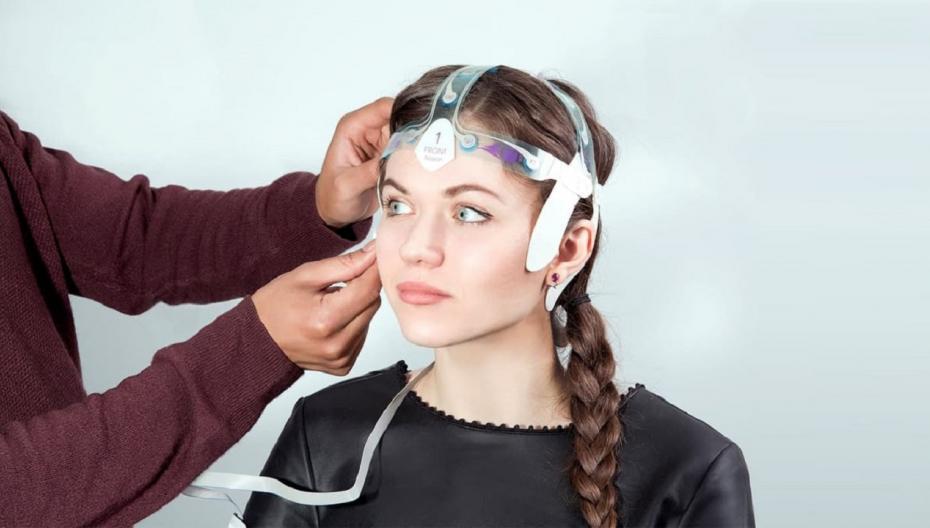 NeuroCap: Одноразовая детская ЭЭГ-гарнитура