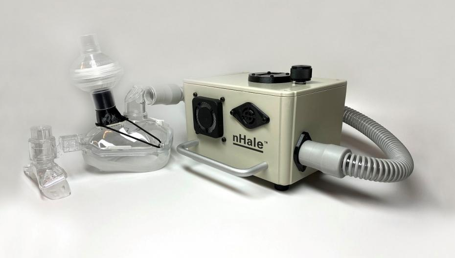 nHale: новое неинвазивное устройство для искусственной ветиляции легких