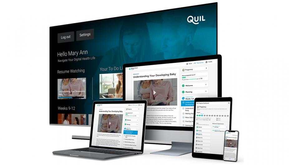 Технология Quil Assure для одиноких пожилых людей, не позволяющая им остаться без помощи