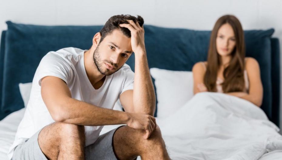 Носимое устройство, помогающее при мужской сексуальной дисфункции