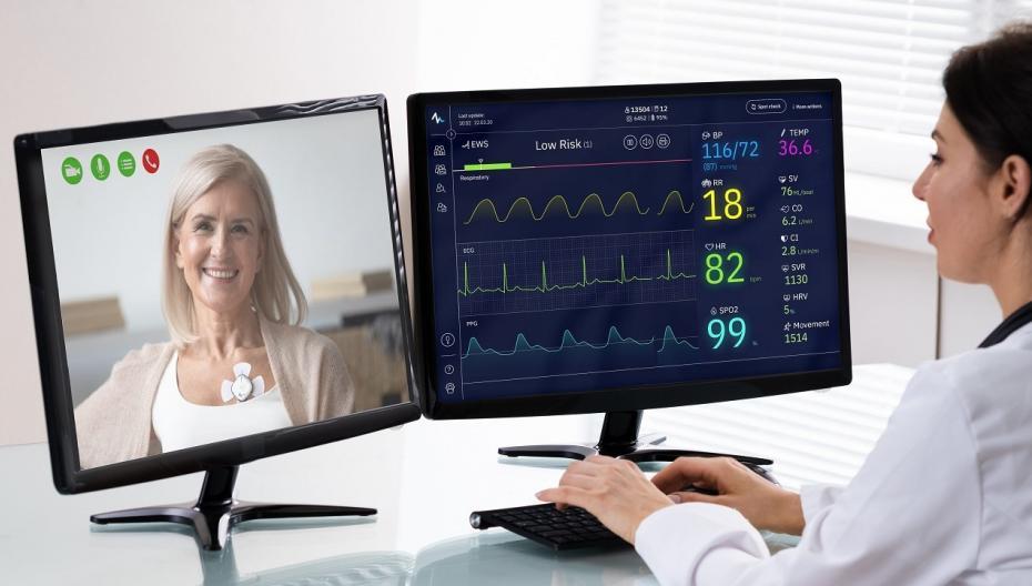 """""""Домашняя больница"""" на базе платформы удаленного мониторинга Biobeat"""