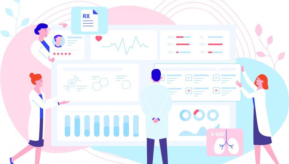 Пять ключевых компонентов построения эффективных дэшбордов в здравоохранении