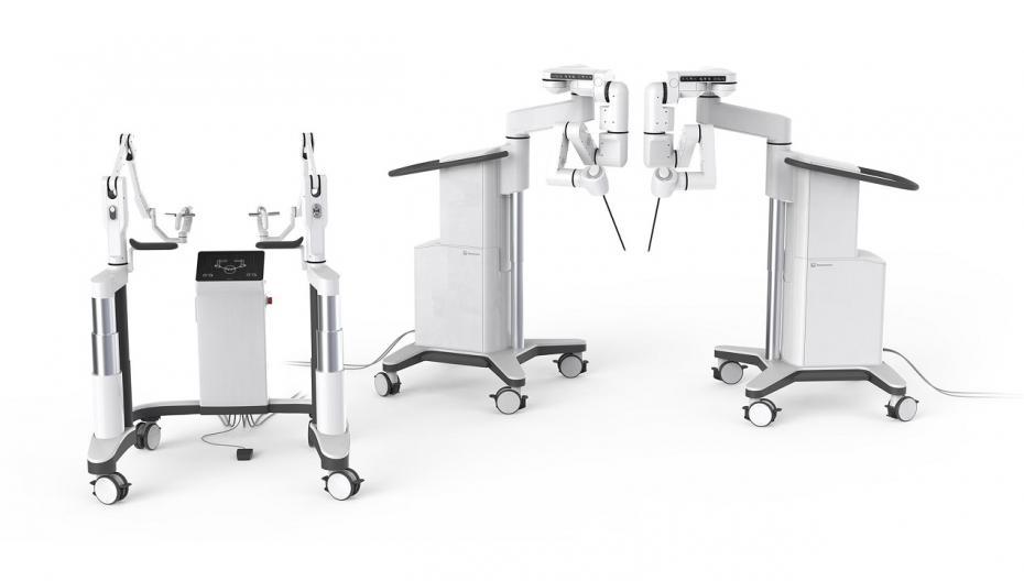 Хирургический робот Dexter работает с любыми лапароскопическими инструментами