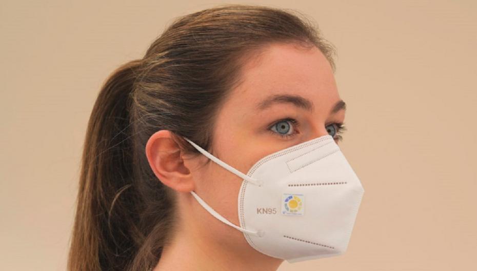 Устройство, которое предупредит человека, когда пора сменить маску