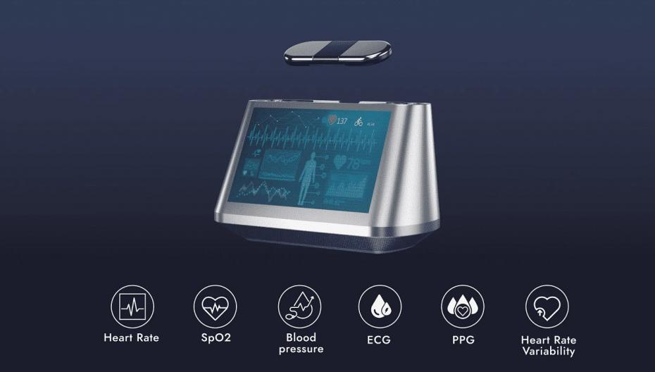 Система мониторинга здоровья от ICON.AI со встроенным голосовым помощником на базе Alexa
