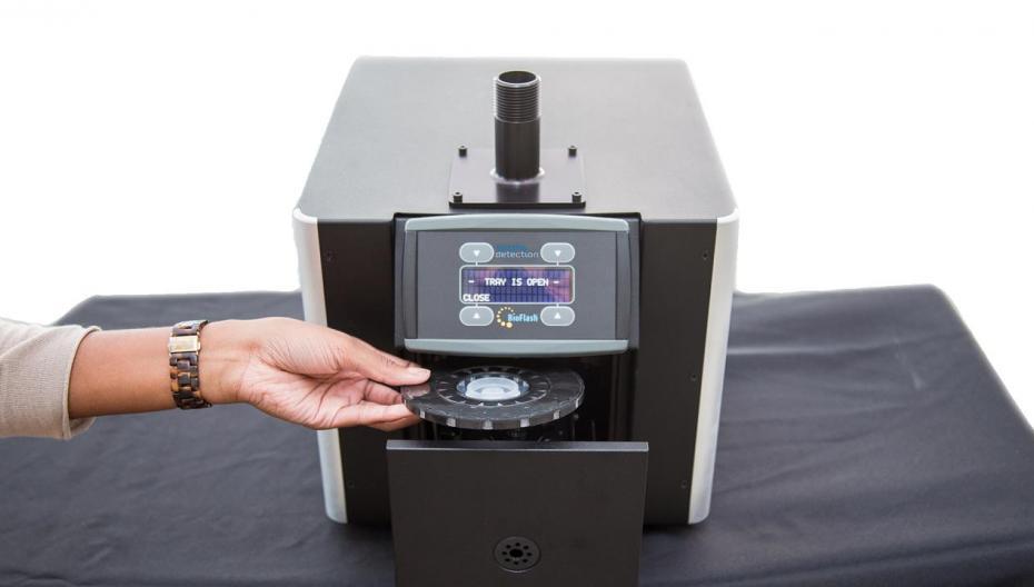 Система обнаружения коронавирусов в воздухе помещений успешно прошла испытания