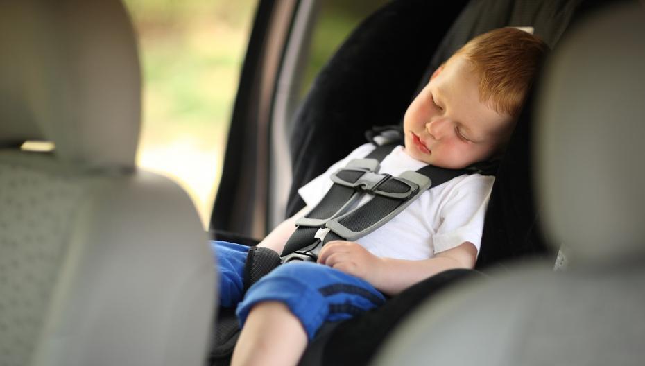 Bitsensing выпустила решение, предотвращающее смерть от перегрева маленьких детей, запертых в автомобиле