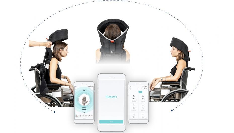 Устройство для восстановления после инсульта BrainQ получило статус прорывной технологии
