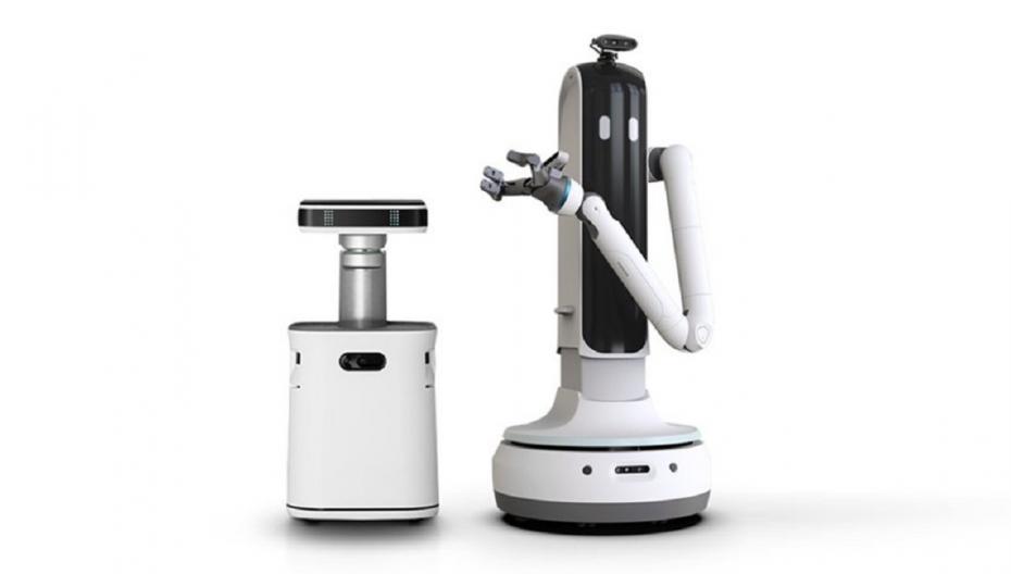 Роботы для повседневной жизни от Samsung