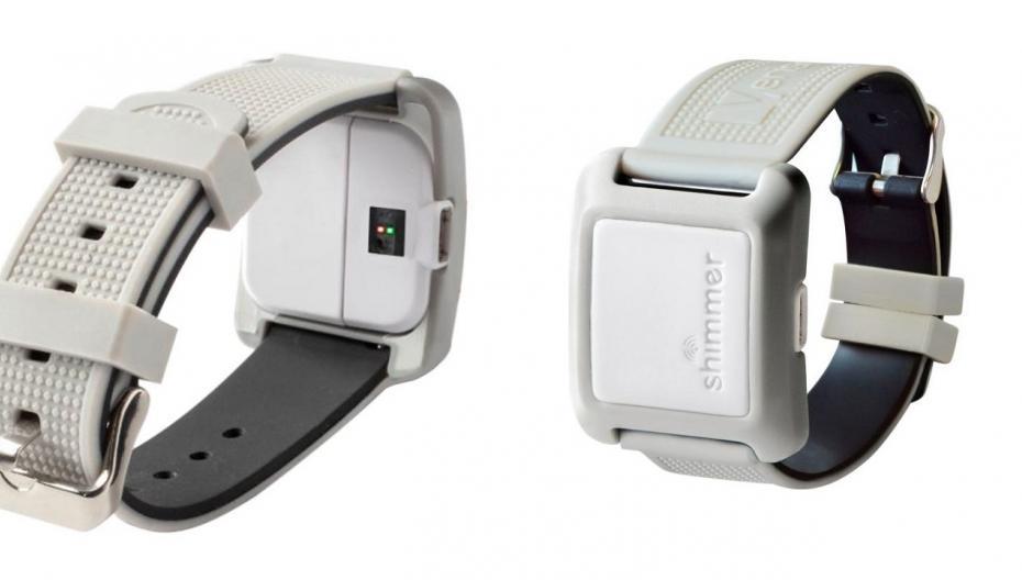 Shimmer выпустила новый сенсор для своей носимой платформы Verisense