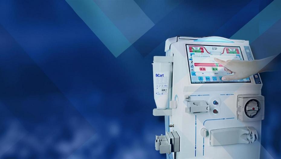В продаже скоро появится портативный диализный аппарат Baxter, подключаемый к медицинской карте пациента