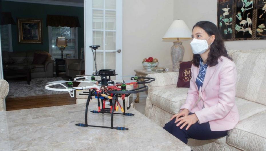Телемедицинский дрон