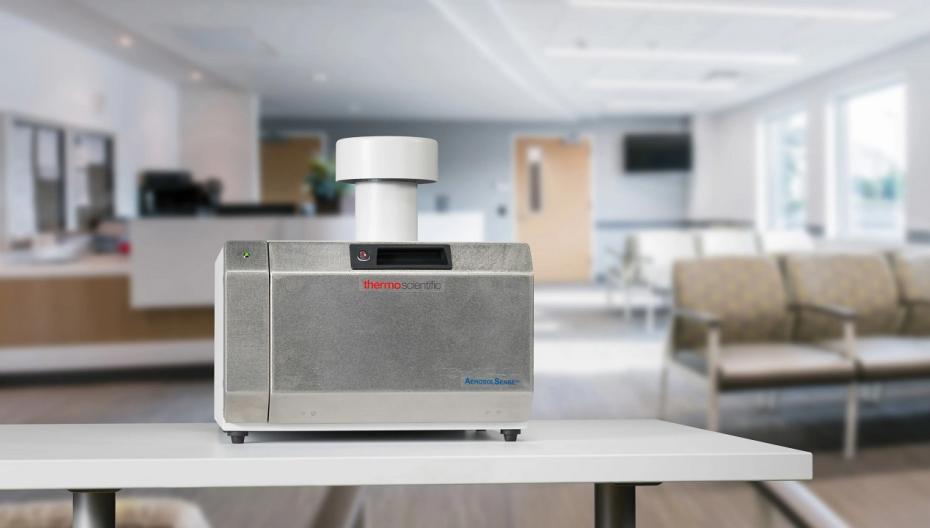 Thermo Fisher Scientific выпустила сенсоры для обнаружения КОВИД-19 в воздухе