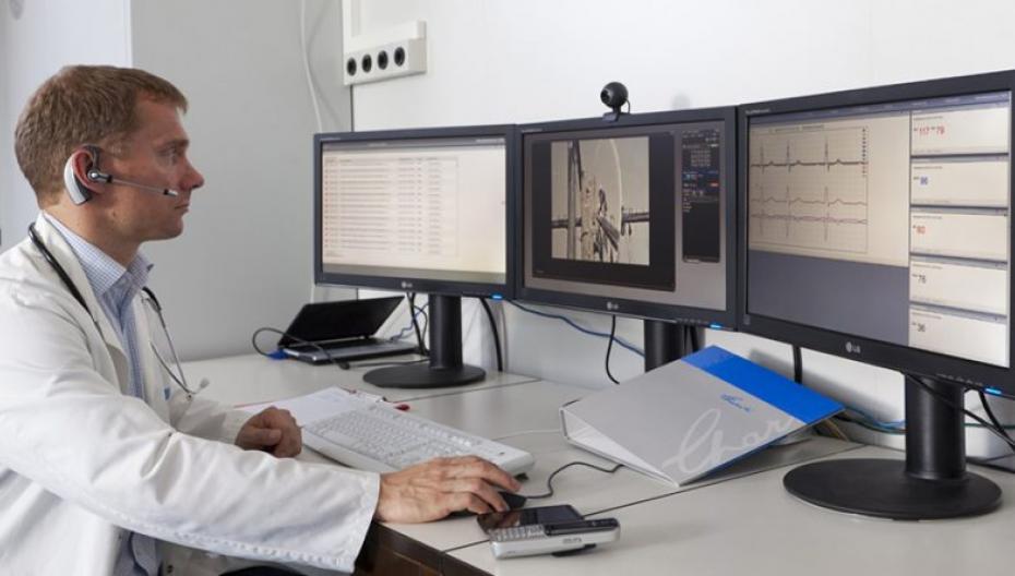Телемедицина и предрейсовые осмотры