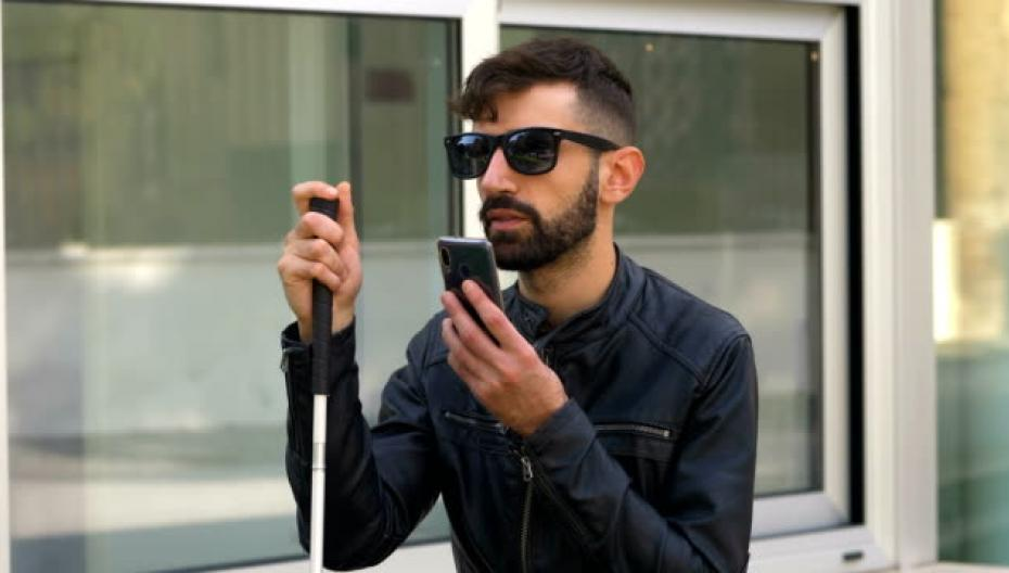 Умные цифровые устройства для незрячих