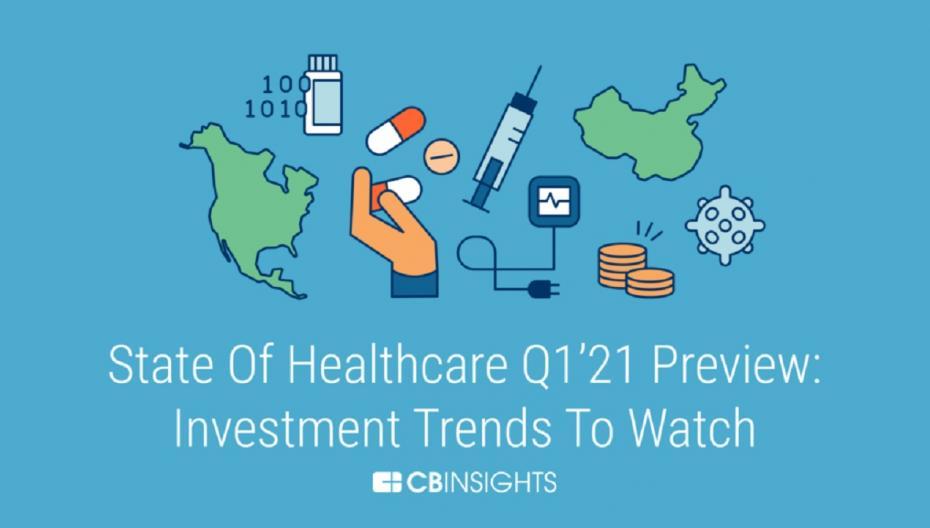 Инвестиции в телемедицину и искусственный интеллект в здравоохранении бьют рекорды