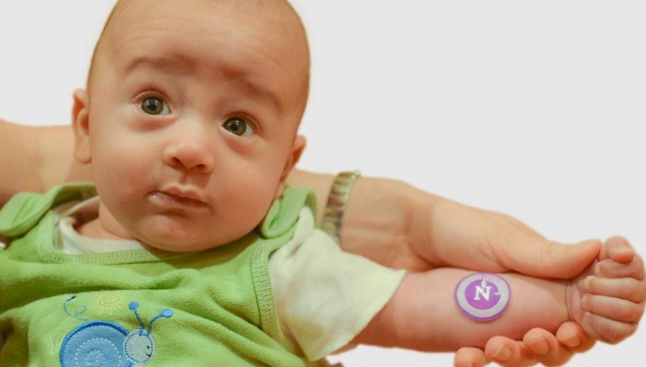 Стикер на руке диагностирует муковисцидоз в реальном времени