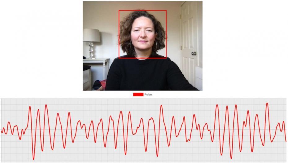 Контролировать параметры здоровья по лицу с помощью видео