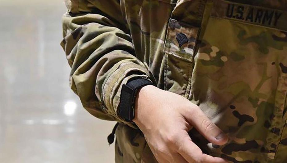 Носимые устройства как средство повышения морального духа и борьбы со стрессом у солдат