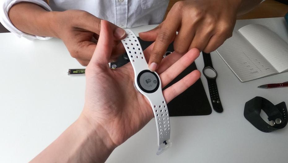 Носимые устройства могут заблаговременно обнаруживать КОВИД-19