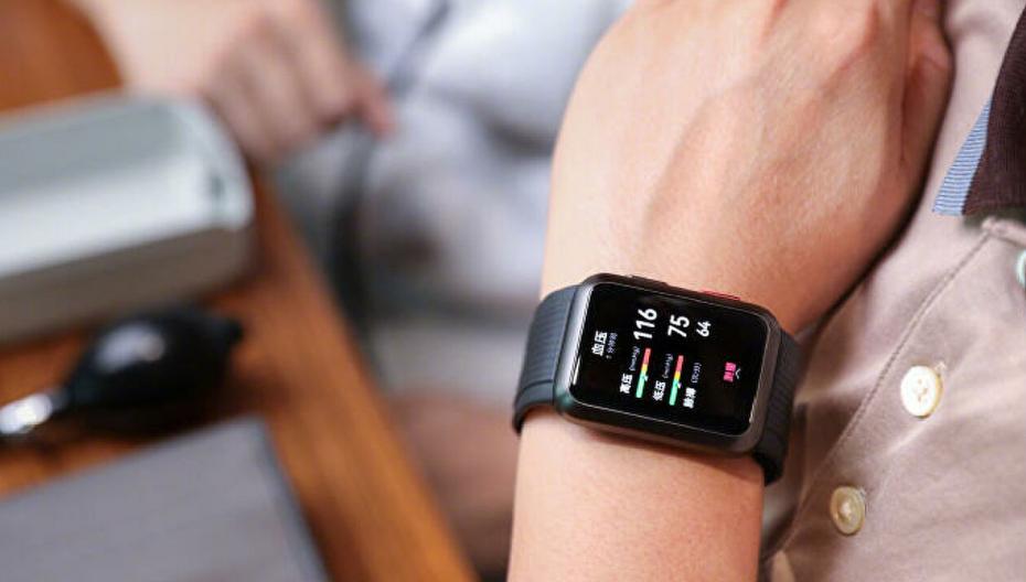 Huawei выпустит в этом году часы с функцией мониторинга давления
