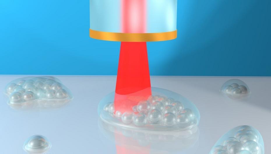 Новая УЗИ-система, способная визуализировать аномальности клеток изнутри тела
