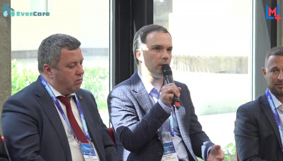 Даниил Старковский - Пленарная сессия. Будущее медицины. Близко...