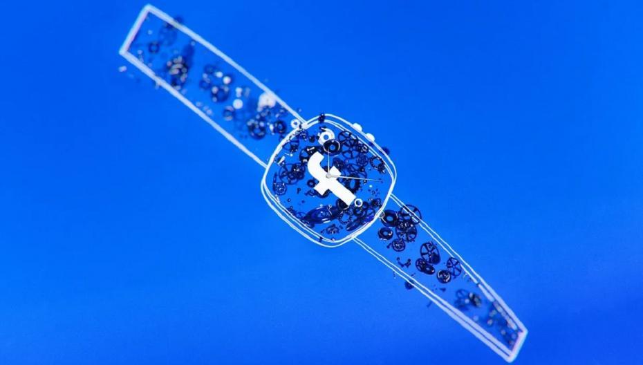 """Facebook намерена выпустить """"умные"""" часы с необычным функционалом"""