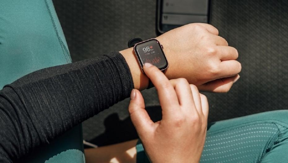 TicWatch GTH: Недорогие часы, которые могут отслеживать насыщенность крови кислородом и температуру