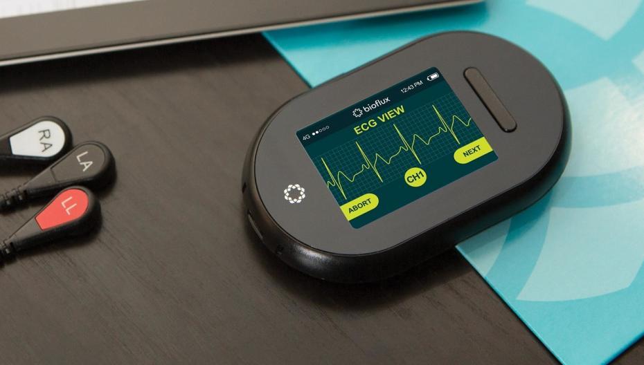 Bioflux: Удаленный мониторинг для сердечников