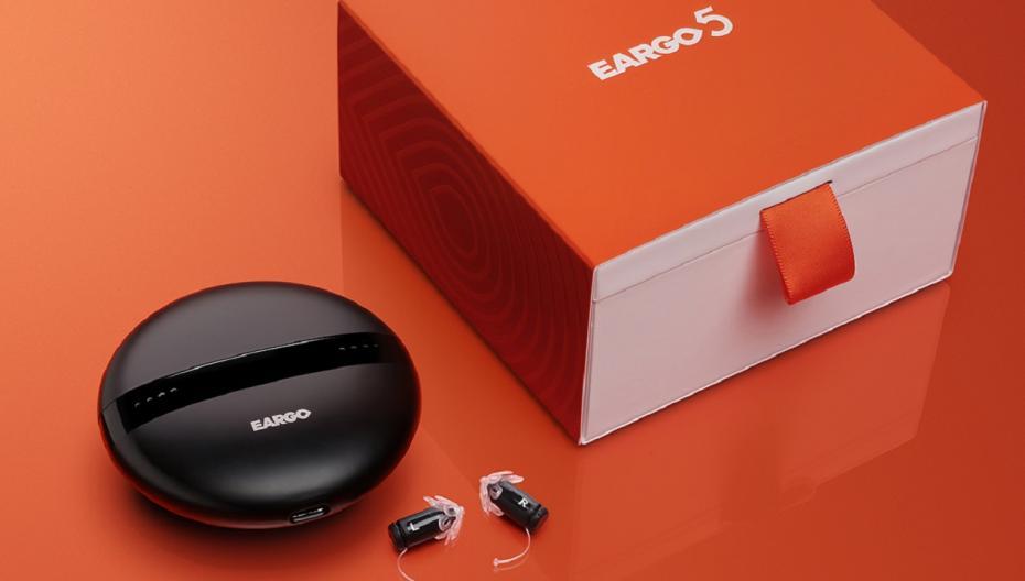 Eargo выпустила компактный слуховой аппарат с персонализированными настройками звука