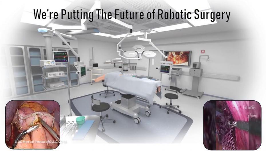 В США создана первая специализированная роботизированная система для хирургии рака