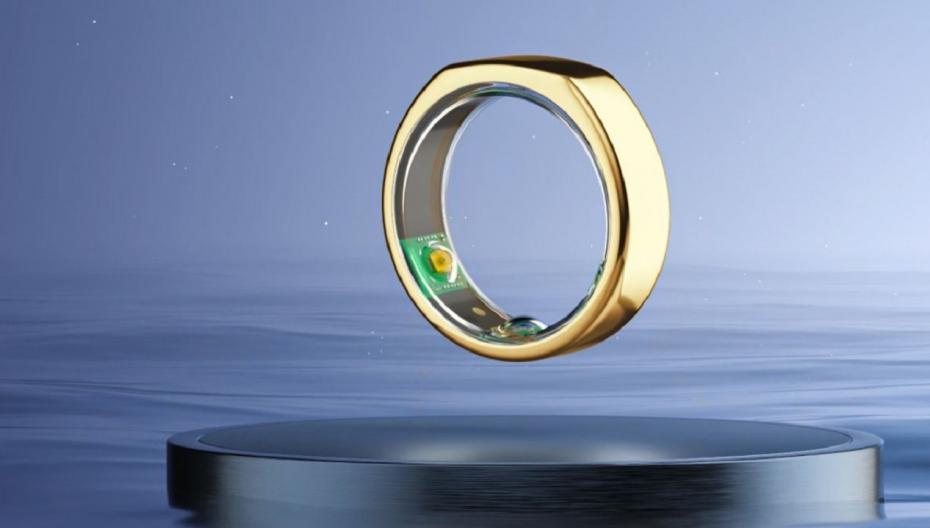 """Fitbit предполагает разработать """"умное"""" кольцо с клиническим уровнем отслеживания SpO2 и давления"""