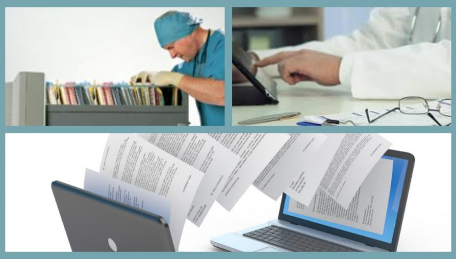 Подготовлены методические указания, обучающие переводу меддокументации в цифровой формат