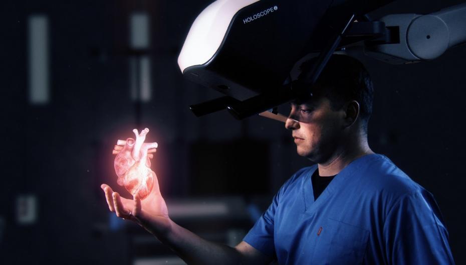 3D-голограммы для хирургического планирования