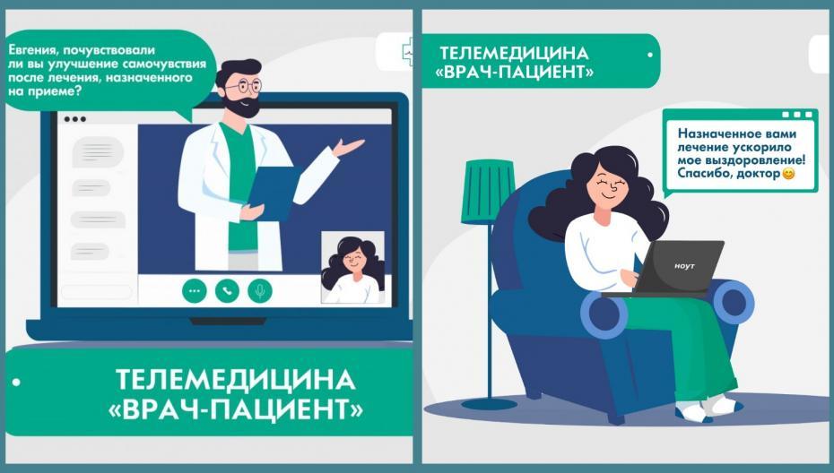 Регламент оказания телемедицинской помощи утвержден в Санкт-Петербурге