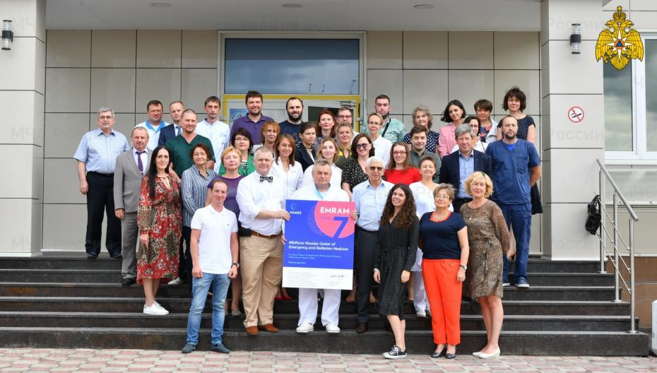 ФГБУ ВЦЭРМ им. А.М. Никифорова МЧС России получил сертификат HIMSS высшего уровня в сфере медицинских ИТ