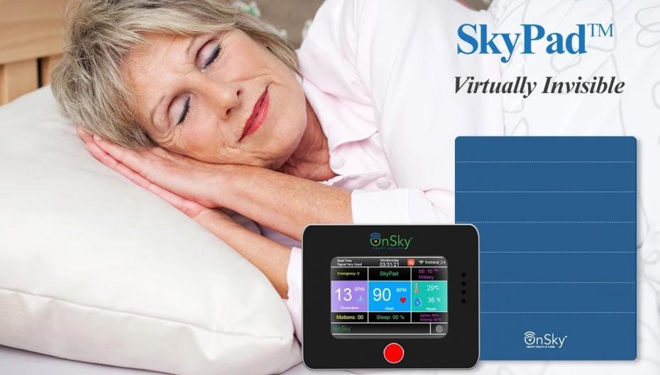 OnSky Health запускает услугу удаленного мониторинга пациентов, используя машинное обучение для определения параметров здоровья