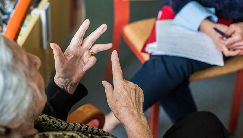 Диагностика деменции по голосу