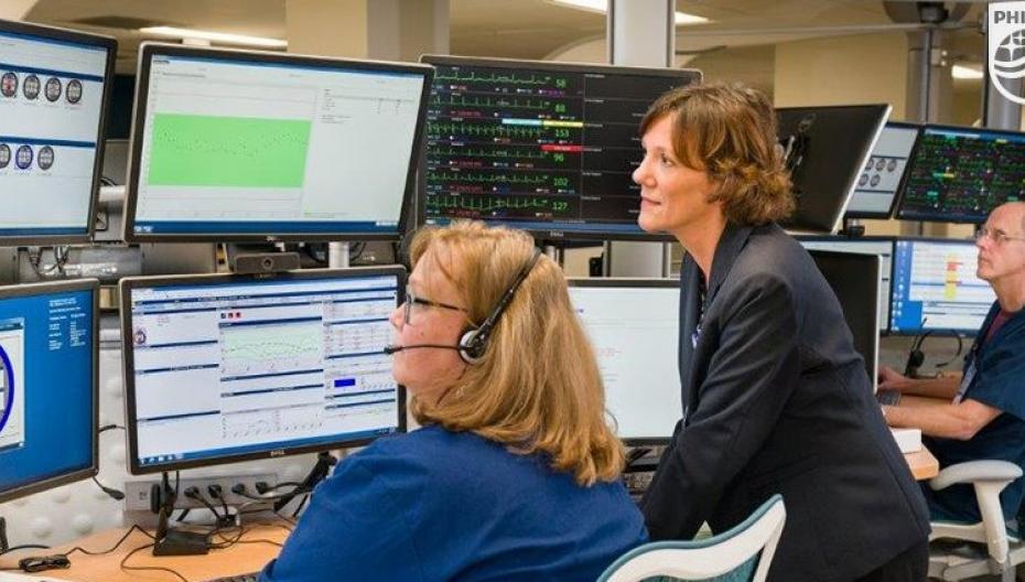 KPMG: Треть медицинских организаций в США использует удаленный мониторинг пациентов